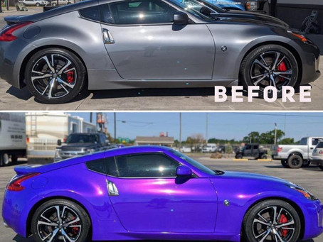 How to Overcome Color Change Wrap Problems