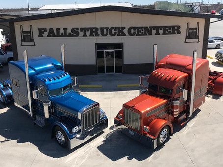 HAPPY BIRTHDAY Falls Truck Center!