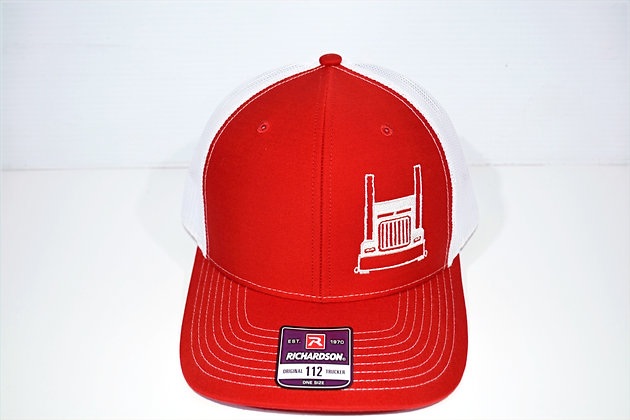 FTC Red/White Trump 2020 Cap