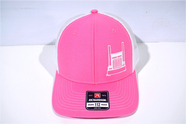 FTC Pink/White Trump 2020 Cap