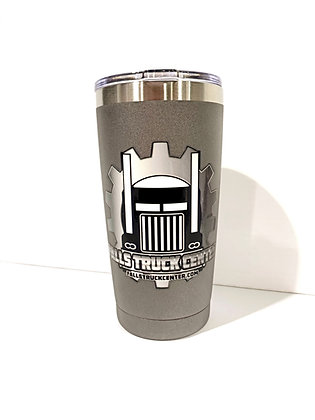 Travel Tumbler (Gray)