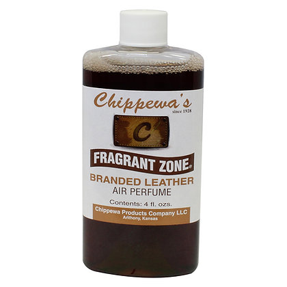"""Chippewa's """"Branded Leather"""" Fragrant Zone"""
