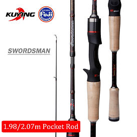 KUYING-Swordsman-4-Sections-1-98m-2-07m-