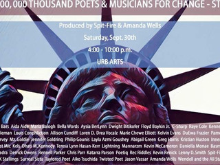 9/30 DuEwa features @ 100,000 Poets
