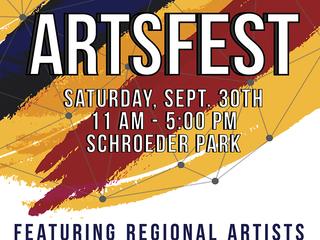 9/30 DuEwa features @ ArtsFest