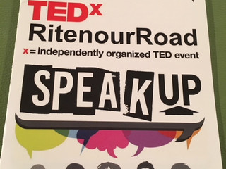 "DuEwa Gives ""Word is Bond"" Talk @ TEDx Ritenour Road"
