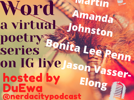 Summer of the Word - a virtual poetry series