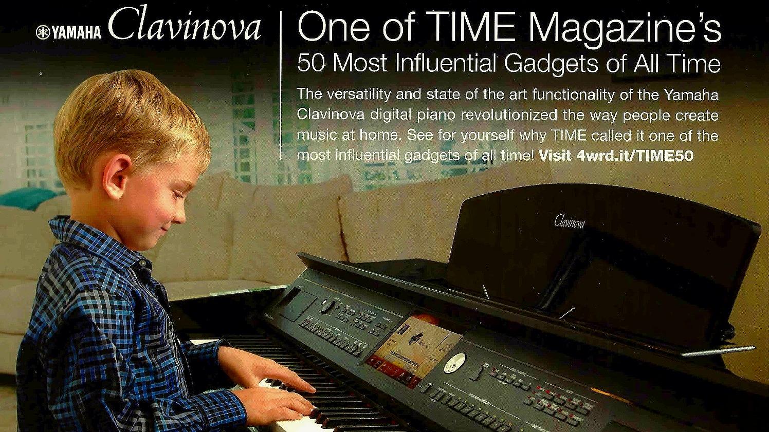 Yamaha Clavinova Digital