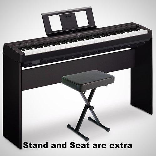YAMAHA P45 CONTEMPORARY PIANO