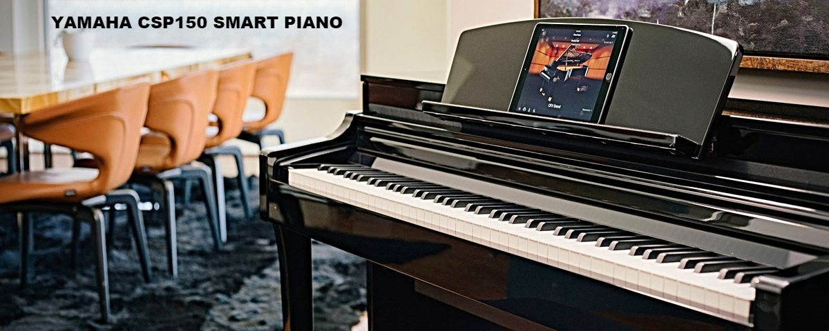 YAMAHA SMART PIANO