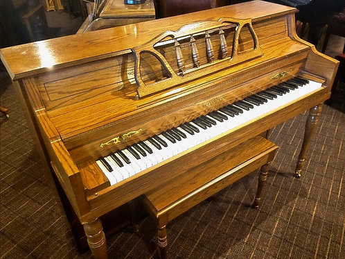 1987 Chickering Console