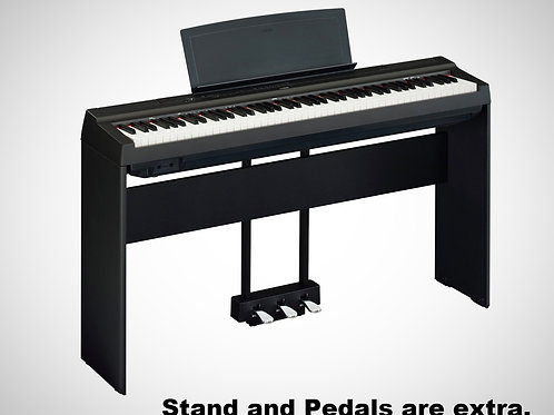YAMAHA P125 Digital Piano