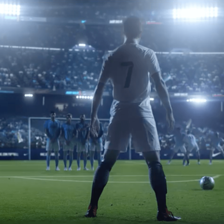 Nike - The King of Sports Commercials