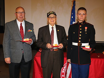 241st USMC Ball