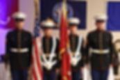 240th USMC Ball