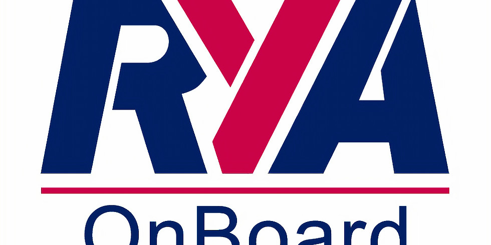 RYA Dinghy Level 1 & 2 Course (Day 2)