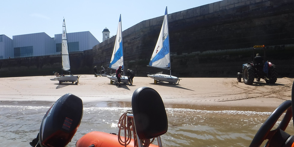 Members Power Boat 2 Training Course (Day 1)
