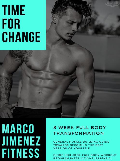 E-Book: Fitness Bible (Men)