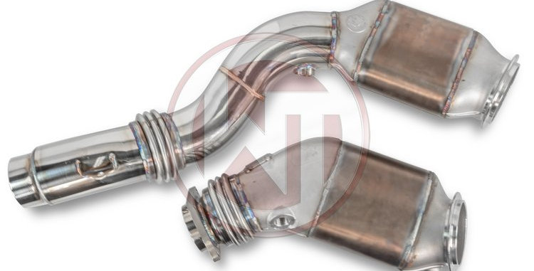 Wagner Tuning Sports Catalyst Downpipe for BMW M3 / M4 F8x / M2C