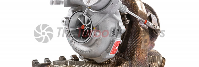 TTE600 Race Upgrade Turbocharger for Audi TTRS / RS3 8S 8V2