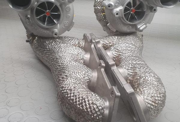 TTE1000+ C7 UPGRADE TURBOCHARGERS