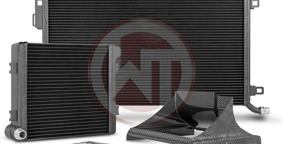 Wagner Tuning Radiators for Mercedes C63 AMG W205