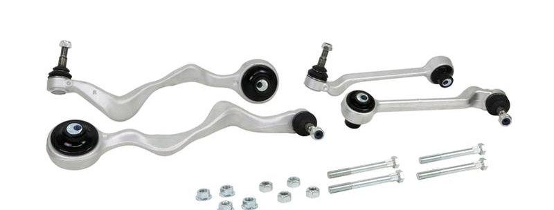 Whiteline Front Control Arm Kit for BMW 335 / M3 E9x and 135i / 1M E8x