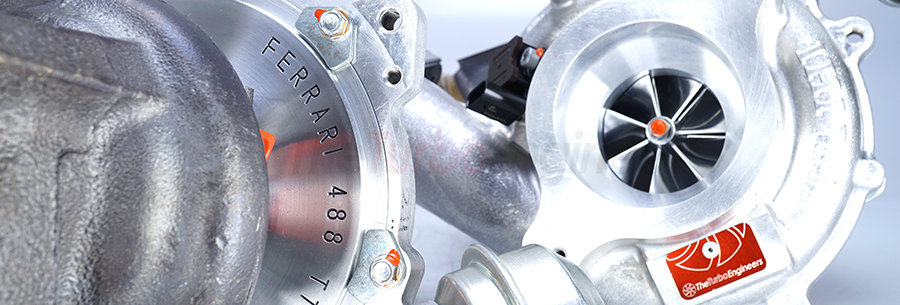 TTE950 488 UPGRADE TURBOCHARGERS