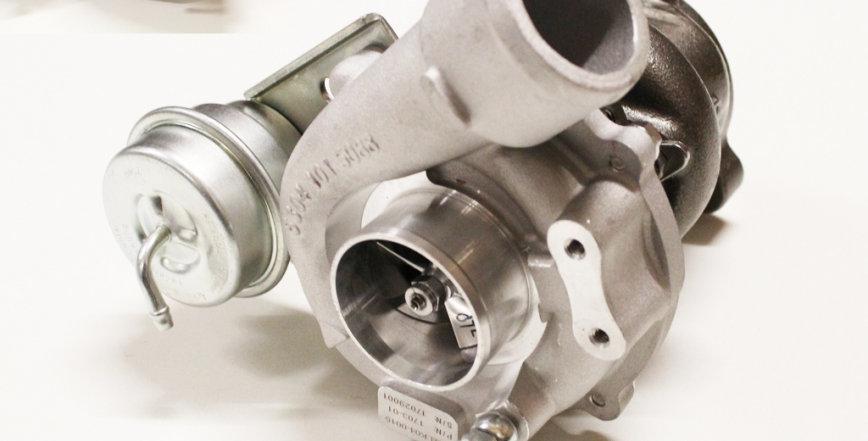 Turbocharger upgrade K04-015 for Audi A4, A6 1.8T, Passat 1.8