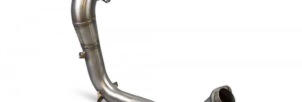 Honda Civic Type R FK8 Scorpion Decat Downpipe