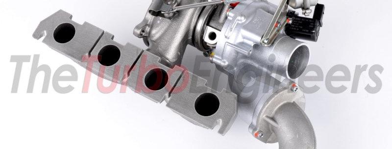 TTE450 upgrade turbocharger for VW 2.0 TSi T5 / T6