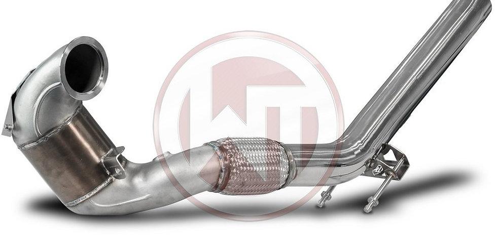 Wagner Sport Cat Downpipe for Golf 7 GTI / Leon 3 Cupra / Octavia VRS