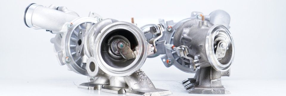TTE5xx upgrade turbocharger for 3.0l AMG C43