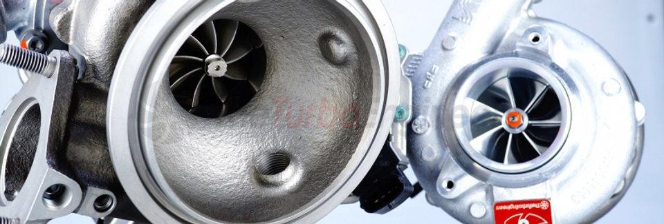 TTE1200 upgrade turbocharger for Porsche 991 GT2RS