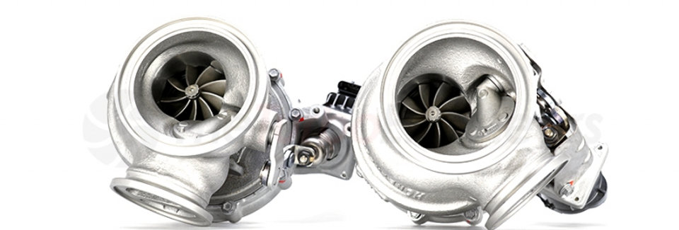 TTE920 + upgrade turbocharger for BMW M5 / M8 F90 / F91 / F92