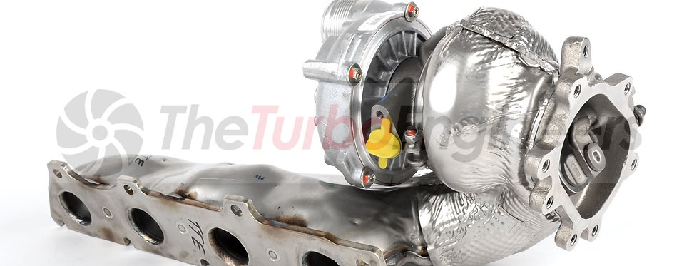 TTE800+ C7 4.0TFSI UPGRADE TURBOCHARGERS