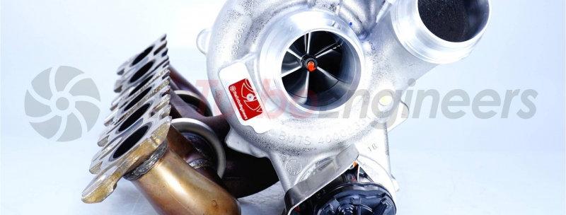 TTE580 upgrade turbocharger for BMW B58 engine