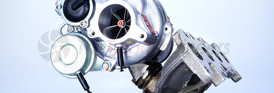 TTE4XX 4C 1750 TBi Upgrade Turbocharger