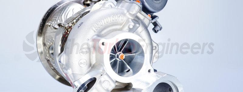 TTE710 Upgrade Turbocharger for Audi 3.0l Bi-Turbo V6 TFSi (S4)