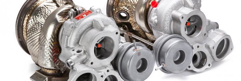 TTE7xx upgrade turbocharger for Audi 2.9l Bi-Turbo V6 TFSi (RS4)