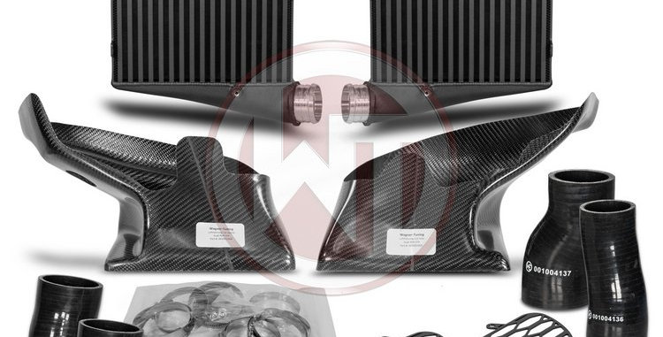 Audi RS4 B5 Wagner Tuning Competition Gen2 / Evo 2 Intercooler Kit