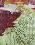 Dede Sleeping painting study 6