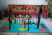 Kinetic sculpture Dylan Rapillard Dede Brown Popop Studios Transforming Spaces Bahamas 201