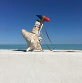 Beach Combing Sculpture #1