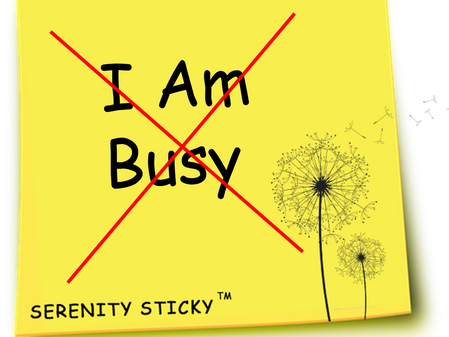 Is Your 'Busyness' Making You Unapproachable?