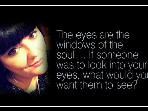 Eyes Don't Lie - What Do People See In Your's?