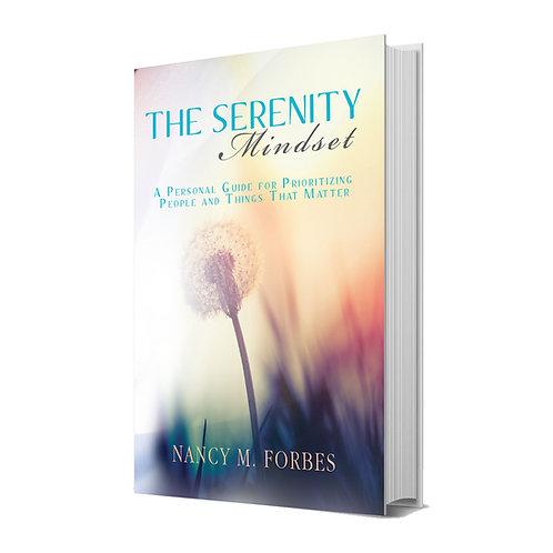 Paperback - The Serenity Mindset