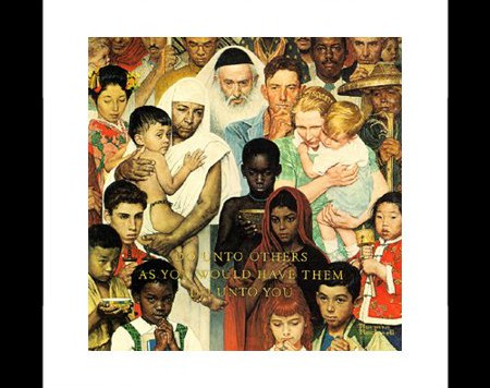 What Do Norman Rockwell, Ellen DeGeneres And You Have In Common?