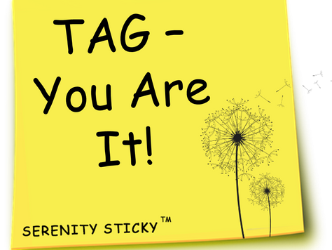 Tag - You Are 'It' - Now What?