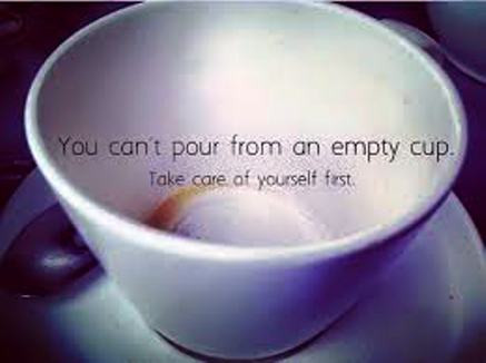 Is Your Cup Empty?